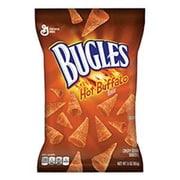 Bugles Corn Snacks, 3 oz., Hot Buffalo (GENMIL43437)