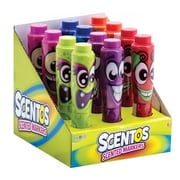 Scentos® Strawberry Scented Marker, Assorted (17110)