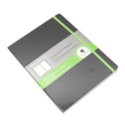 "moleskine® Extra Large Smart Notebook, Evernote Business, 10"" x 7.6"", Black (892253)"