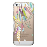 Centon OTM Classic Prints Case for iPhone 5/5S, Clear/Dream Catcher Color (IP5V1CLR-HIP09)
