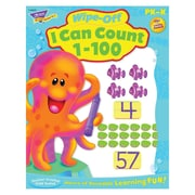 "Trend Enterprises® ""I Can Count 1-100"" Wipe-Off® Book, Multi (T94223)"