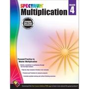 Carson Dellosa™ Spectrum® Grade 4 Multiplication Workbook (704509)