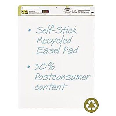 3M™ Post-it® Self-Stick Easel Pad, 25