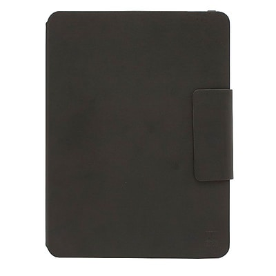 M Edge PP-SHD-P-B ShockDrop Tough Folio for iPad Pro, Black (PP-SHD-P-B)