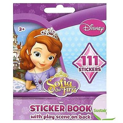 Paper Magic Disney Princess The First Sophia Sticker Book, 111/Pack (6391212-STK)