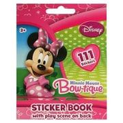 Paper Magic Disney Minnie Mouse Sticker Book, 111/Pack (6391177-STK)