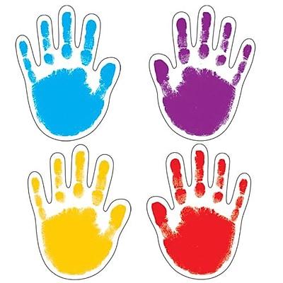 Carson Dellosa™ 42 Pieces Handprint Cut-Outs (120081)