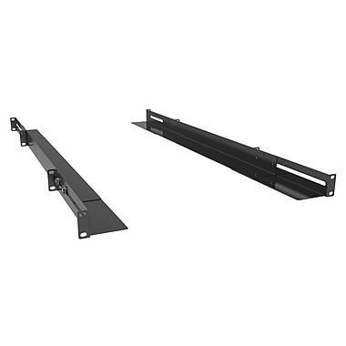 Hammond Rackmount Adjustable Angle Bracket, (RAAB2436BK)