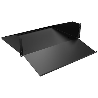 Hammond Rack Mount Keyboard and Monitor Shelf, (RKBM19BK1)