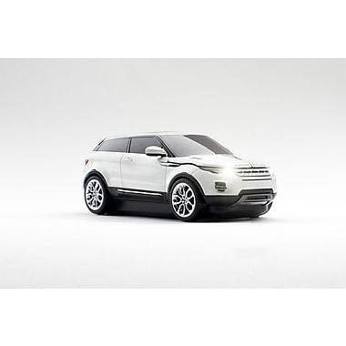 Click Car Range Rover Evoque White Wireless Mouse, (660172)