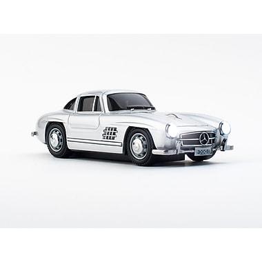 Click Car – Souris sans fil Mercedes-Benz 300SL Oldtimer, argenté, (660479)