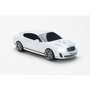 Click Car – Souris sans fil Bentley Continental Supersport, blanc, (660554)