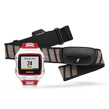 Garmin Forerunner® 920XT Multisport GPS Watch, White/Red