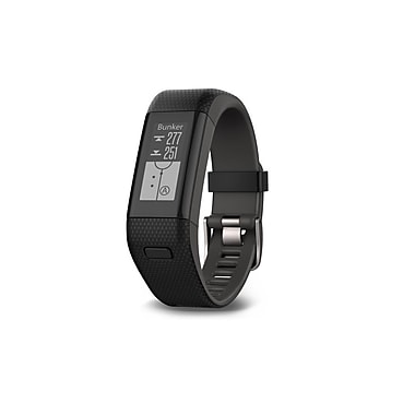 Garmin Approach® X40 GPS Golf and Fitness Tracker, Black/Gray