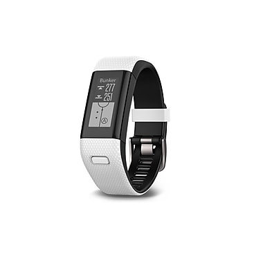 Garmin Approach® X40 GPS Golf and Fitness Tracker, White/Black