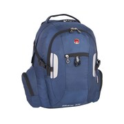 "Swiss Gear 15.6"" Computer and Tablet Backpack, Blue, (SWA2305R 088)"
