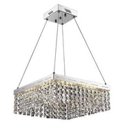 Aurora Lighting 24-Light LED Chandelier - Polished Chrome (STL-LTR901020)