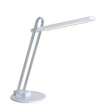 Aurora Lighting 1-Light LED Desk Lamp - Polished Chrome (STL-LTR462637)