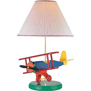 Aurora Lighting CFL Novelty Table Lamp - Multi-Colored (STL-LTR800118)
