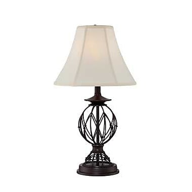 Aurora Lighting CFL Table Lamp - Antique Bronze (STL-LTR496892)