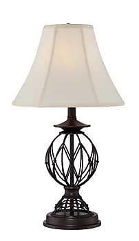 Aurora Lighting CFL Table Lamp - Antique Bronze (STL-LTR496892)