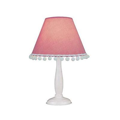 Aurora Lighting Incandescent Table Lamp - White (STL-LTR800651)