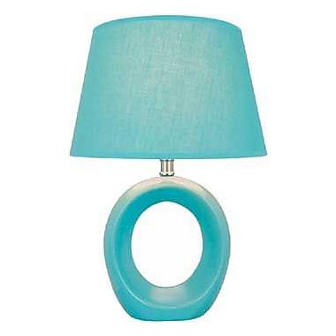 Aurora Lighting CFL Table Lamp - Blue (STL-LTR432456)