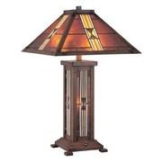 Aurora Lighting CFL Table Lamp - Bronze (STL-LTR433576)