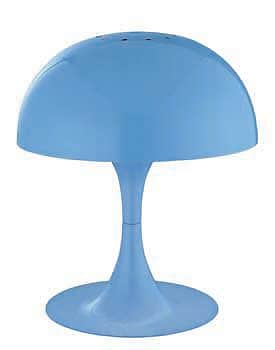 Aurora Lighting Incandescent Table Lamp - Blue (STL-LTR439202)
