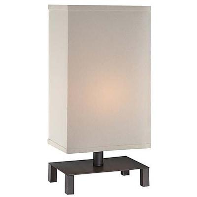 Aurora Lighting CFL Table Lamp - Dark Bronze (STL-LTR453307)