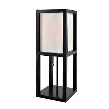 Aurora Lighting CFL Table Lamp - Black (STL-LTR458258)