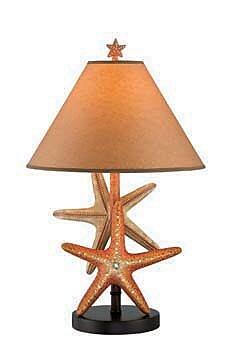 Aurora Lighting CFL Table Lamp - Dark Brown (STL-LTR459583)
