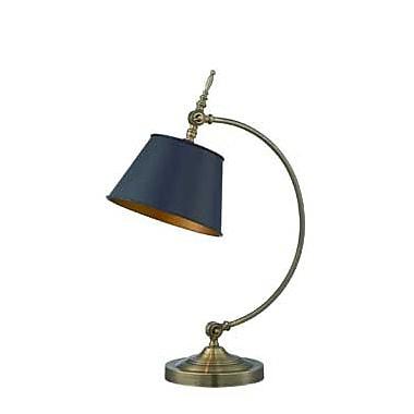 Aurora Lighting CFL Table Lamp - Antique Brass (STL-LTR459996)