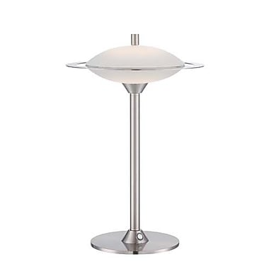 Aurora Lighting LED Table Lamp - Polished Steel (STL-LTR460169)
