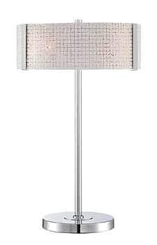 Aurora Lighting Incandescent Table Lamp - Polished Chrome (STL-LTR460473)