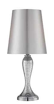Aurora Lighting CFL Table Lamp - Polished Chrome (STL-LTR462989)