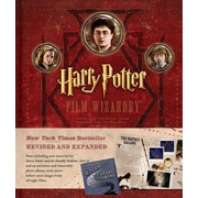 Harry Potter Film Wizardry, Hardcover (9780062215505)
