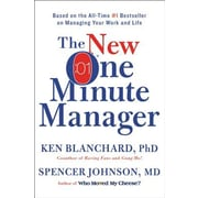 The New One Minute Manager, Hardcover (9780062367549)
