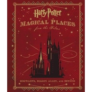 Harry Potter: Magical Places from the Films: Hogwarts, Diagon Alley, and Beyond, Hardcover (9780062385659)