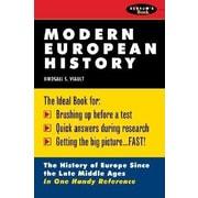 Schaum's Outline of Modern European History, Paperback (9780070674530)