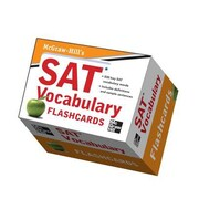 McGraw-Hill's SAT Vocabulary Flashcards, Paperback (9780071766418)