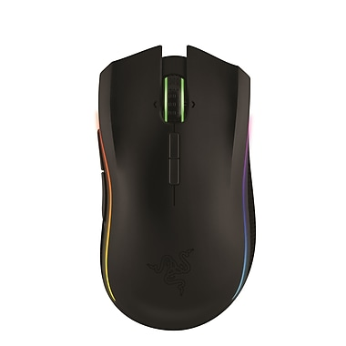 Razer Mamba Chroma Gaming Mouse, (RZ01-01360100-R)