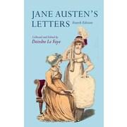 Jane Austen's Letters, 0004, Paperback (9780198704492)
