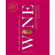 The Oxford Companion to Wine, 0004, Hardcover (9780198705383)