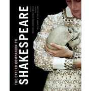The Oxford Companion to Shakespeare, 0002, Hardcover (9780198708735)