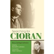 Searching for Cioran, Hardcover (9780253352675)