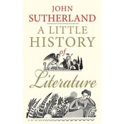 A Little History of Literature, Paperback (9780300205312)