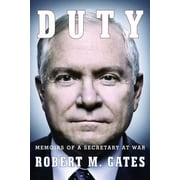 Duty: Memoirs of a Secretary at War, Hardcover (9780307959478) by