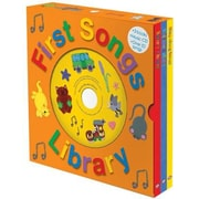 First Songs Library, Hardcover (9780312508739)