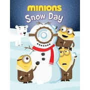 Minions: Snow Day, Hardcover (9780316300001)